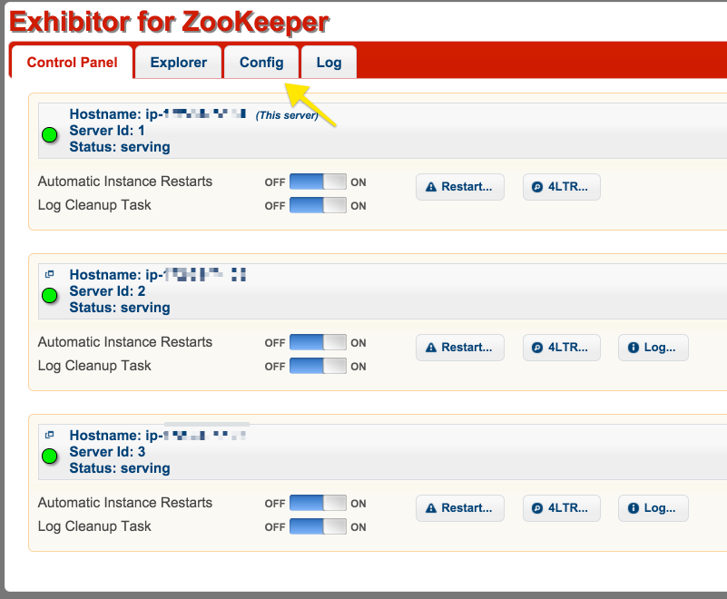 Deploying Zookeeper with Exhibitor to AWS using Ansible - Kevin